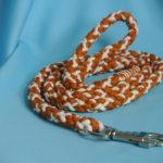 leash, плетеный поводок
