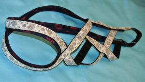 ездовая шлейка, sled harness