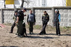 Надежда Кузнецова, инструктор по дрессировке собак, Саратов
